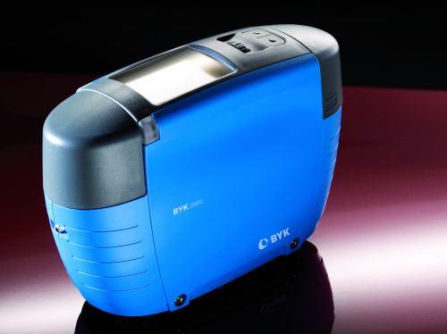 The BYK-Gardner BYK-mac multi-angle color instrument. Photo Courtesy of BYK-Gardner.